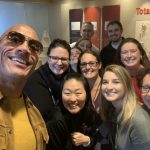 The Rock Visits MoCo, Here's Why